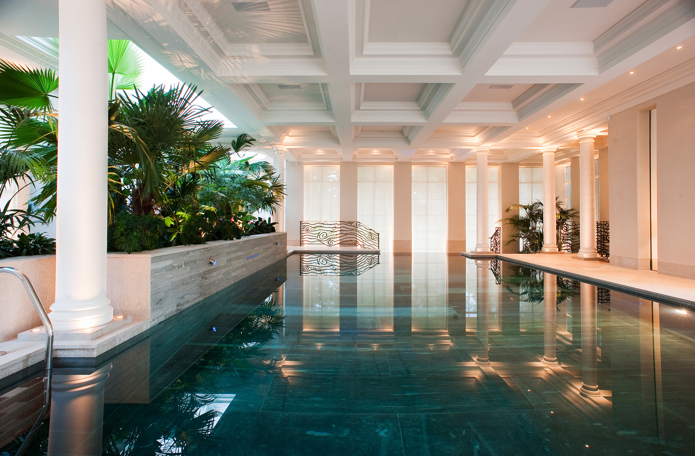 Cheshire Wellness Swimming Pools Spas Experience Room