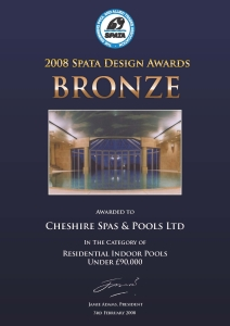 Bronze Residential Indoors @ Beaconsfield