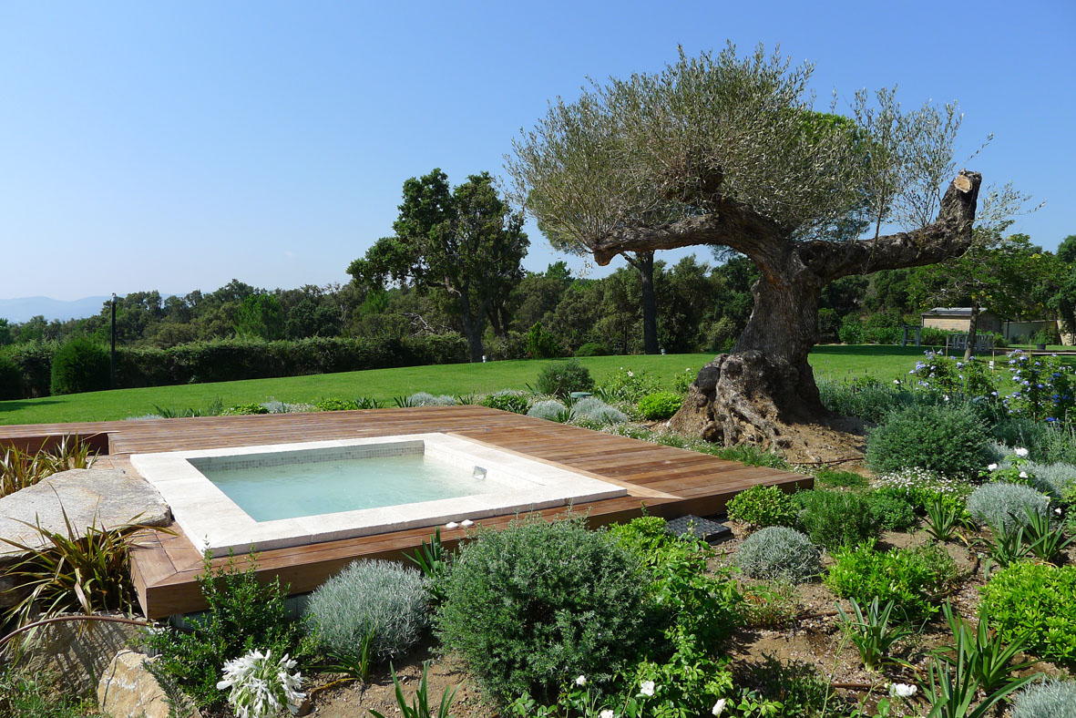 Cheshire Wellness design and install domestic spas for clients across the globe